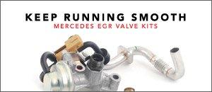 EGR Valve Kits   Mercedes-Benz W211 E-Class