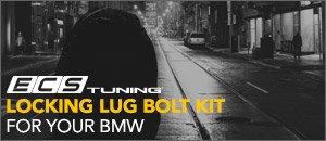 ECS Locking lug bolt kit M12X1.50