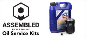 Assembled By ECS Oil Service Kits   Audi B6 A4 1.8T