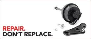 Intake Manifold Repair Kit   Mercedes-Benz W204