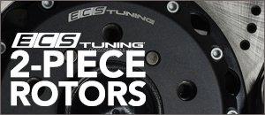 BMW E46 M3 CSL 2-Piece Rotors