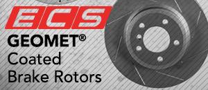 Audi B6 A4 30V | ECS Tuning GEOMET Coated Brake Rotors