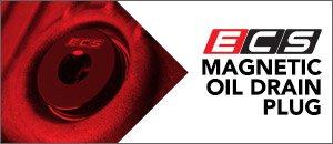 ECS Magnetic Oil Plug | Porsche 987 Boxster/Cayman