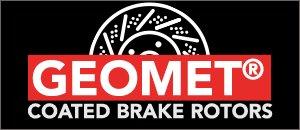 ECS GEOMETreg; Coated Brake Rotors Audi B8 A4