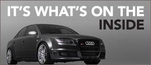 Audi B7 RS4 Interior Accessories