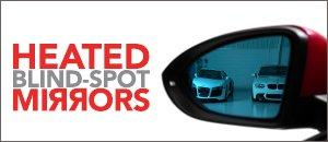 VW MK4 Jetta ECS Heated Blind Spot Mirrors