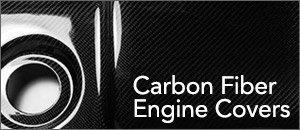 Audi MKI TT 225HP   ECS Carbon Fiber Engine Covers