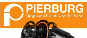 Audi B8 A5 2.0T Pierburg Piston-Type Diverter Valve