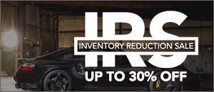ECS Inventory Reduction Sale for your Porsche
