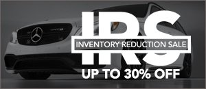 ECS Inventory Reduction Sale for your Mercedes