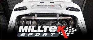 Milltek Sport Exhaust for Porsche 996
