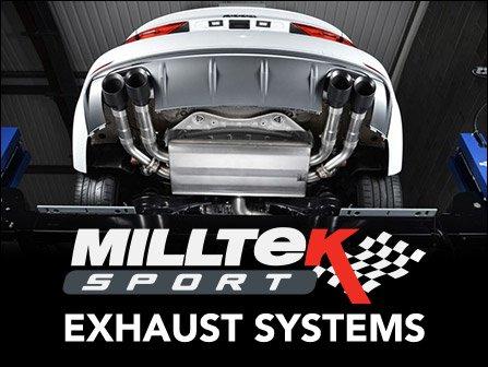 ECS News - Milltek Sport Exhaust Systems | Audi B8 / B8 5 A4 2 0T