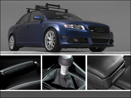 Ecs News Interior Accessories For Your Audi B7 A4s4