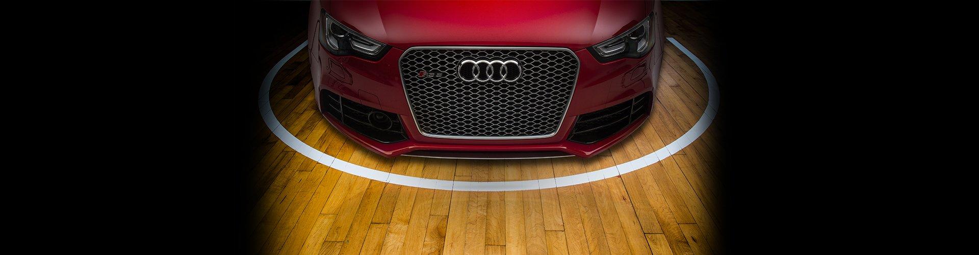 ECS Audi Mesh Madness
