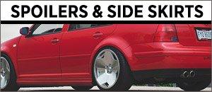 VW MK4 Jetta Spoilers  Side Skirts
