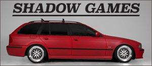BMW E39 Shadowline Door Moulding