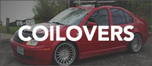 Coilovers For Your VW MK4 Jetta