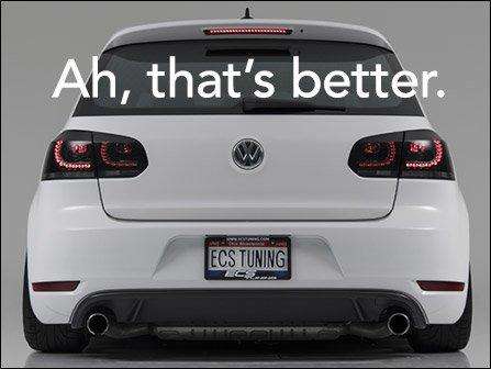 ECS News - VW MK6 Golf/GTI/R LED tail light options