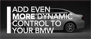 BMW E9X 3 Series ECS performance sway bars