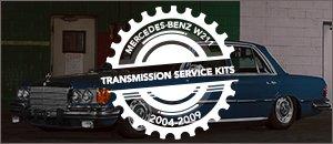 Mercedes-Benz W211 722.9xx Transmission Service Kits