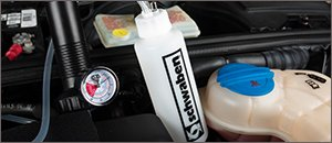 Schwaben Compact European Pressure Brake Bleeder