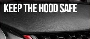VW MK4 Jetta AutoBrahn Hood Bras