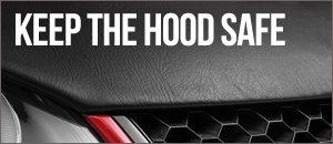 VW MK6 Jetta AutoBrahn Hood Bras