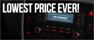 MK4 Volkswagen Radio Upgrade Sale