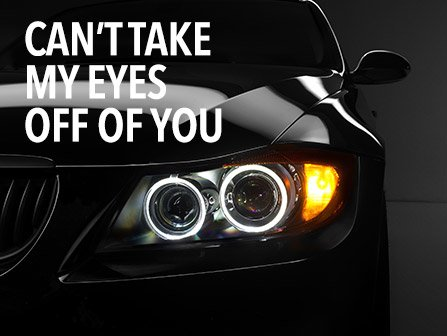 Ecs News Lux Angel Eyes For Your Bmw E90 3 Series Sedan
