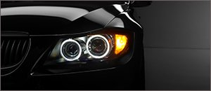 LUX Angel Eyes for your BMW E91/E92/E93 3 Series