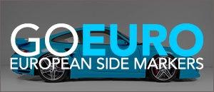 Porsche 997 Euro Side Markers