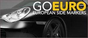 Porsche 996 Euro Side Marker Kit