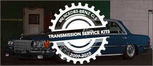 Mercedes-Benz CLS-Class Transmission Service Kits