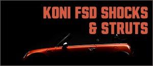 R50 R52 R53 MINI Cooper KONI FSD Sale