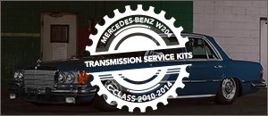 Mercedes-Benz W204 C-Class Transmission Service Kits
