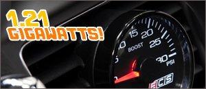 ECS Vent Pod Boost Gauges  Taps | Audi B8/B8.5 S4