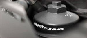 ECS Billet Aluminum Oil Filter Cap for your BMW M52/M54