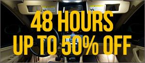 Ziza LED Lighting 2 Day Price Drop - VW MK5 Jetta