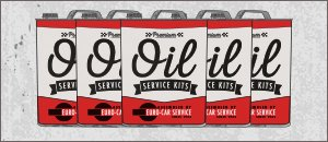 Audi B6/B7 S4 Assembled By ECS Oil Service Kit Sale