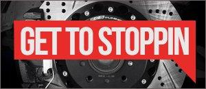 CSL Big Brake Upgrade Kit For Your BMW E36 3 Series