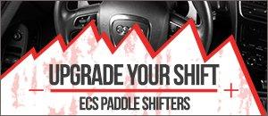 Audi B8 A4 ECS Paddle Shifters