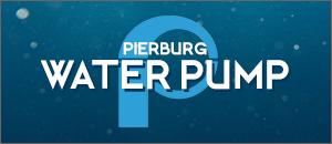 BMW N52 PIERBURG Water Pump
