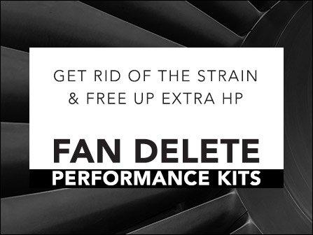 E36 Fan Clutch Delete | Sante Blog