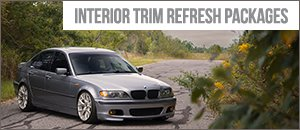 BMW E46 Sedan and Touring Interior Trim Refresh Kits