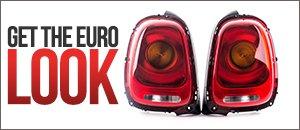 MINI F56 F55 Euro LED Tail Lights