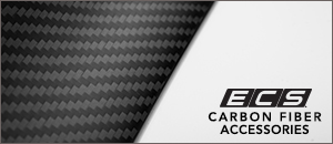 ECS Carbon Fiber Accessories for your Audi
