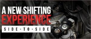 ECS Billet Adjustable Side-to-Side Short Shifter