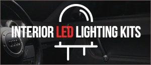 Audi MK1 TT 225HP Ziza Interior Lighting Kits