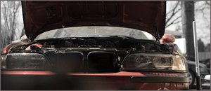 Windshield Cowl Replacements BMW E46 Coupe/Convertible