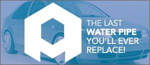 VW MK4 VR6 24v ECS Aluminum Water Pipe Kits